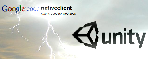 Unity Web Player implemented on Google Native Client