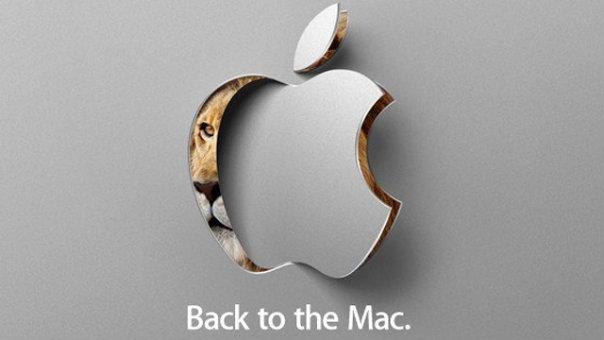 OS X 10.7 Announced